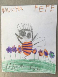 Magda, 5 lat